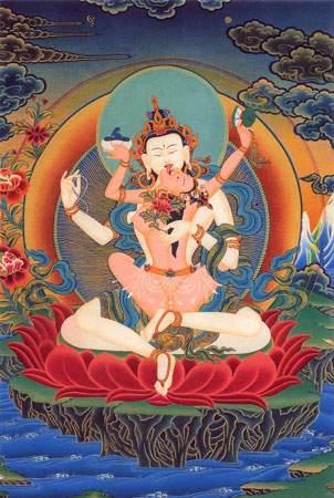 Авалокитешвара в союзе
